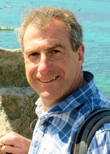 Profile photo for Martin Saxton