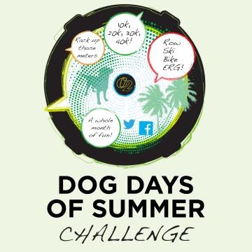 Dog Days Of Summer 2020.Concept2 Logbook Dog Days Of Summer